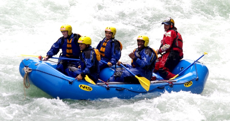 3 lectures of Japanese rivers that can enjoy rafting
