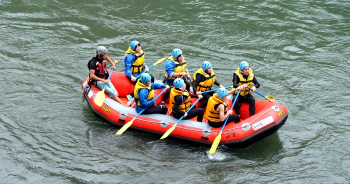 Rafting does not get drunk! What? Information that must be known by motion sickness