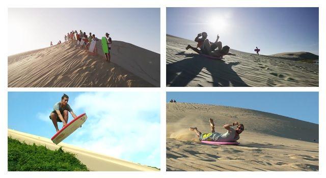 サンドボード(sand board)