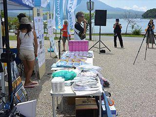 The 1st Yamanakako SUPer Marathon Tournament Report
