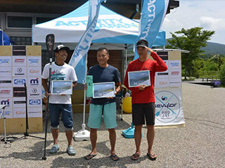 第1回 山中湖SUPerマラソン大会レポート