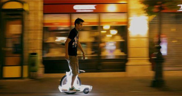 ヨーロッパを中心に話題沸騰!スケボー×一輪車『ガウスホイール』って知ってますか?