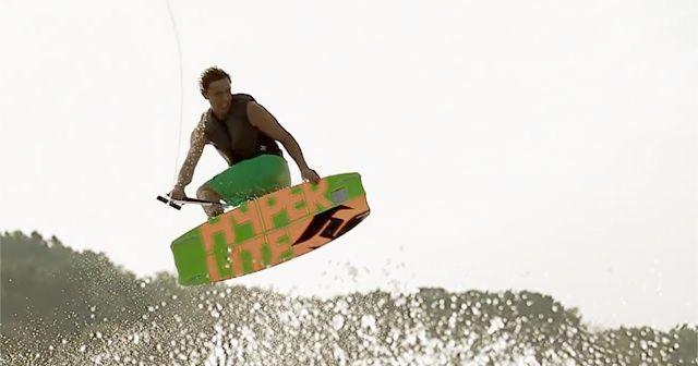 Wakeboarding(ウェイクボード)
