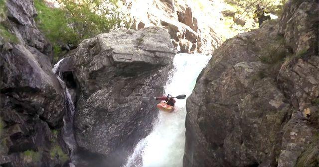 Freestyle Kayaking(フリースタイルカヤック)