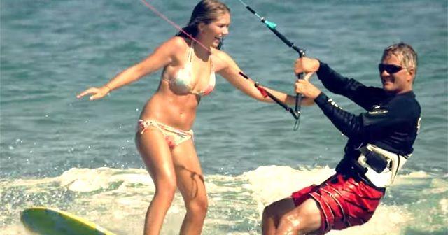 SUP×KITE SURF