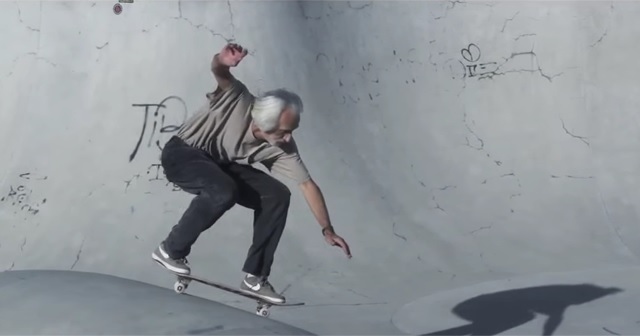 ビッグリスペクト!!60歳のスケーター『NEAL UNGER』!!