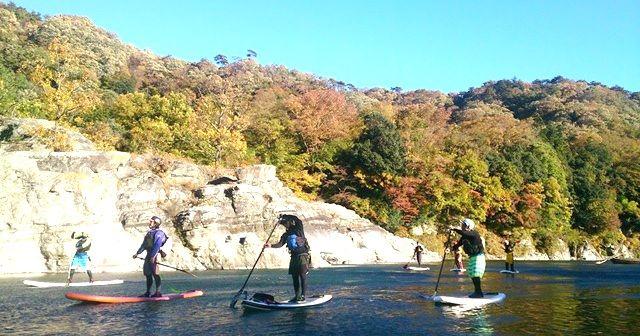 River SUPin Nagao