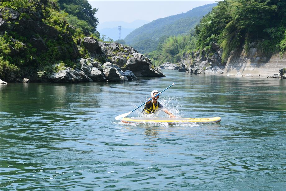 แม่น้ำสุพิ Nagatoro