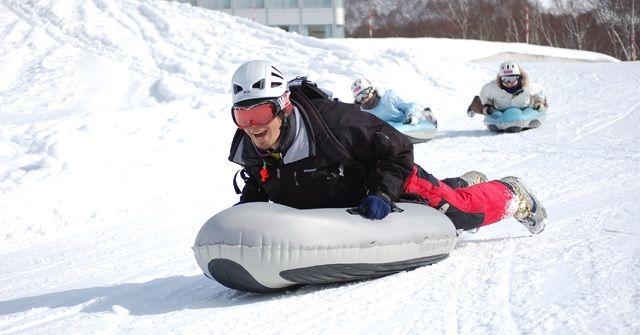 この冬体験しよう!!スイス生まれのスノーアクティビティ『エアーボード』が楽しそう!!