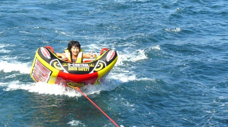 チャーターボート