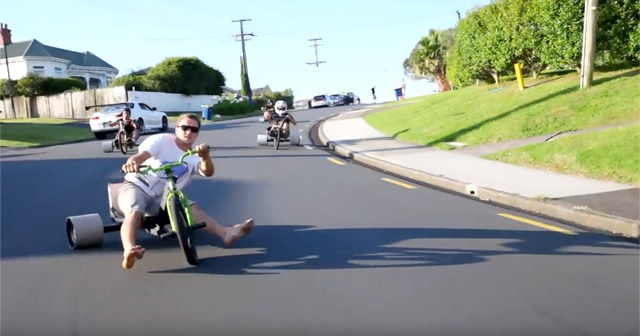 Drift Trike(ドリフトトライク)