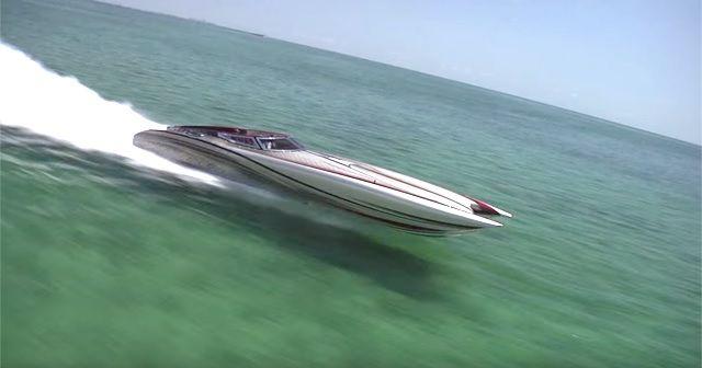 水上のスーパーカー『Statement! Marine 50' Catamaran』が凄すぎる!!!!!!!