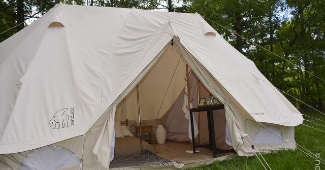 『NORDISK(ノルディスク)』で演出するラグジュアリーなキャンプ「GLAMPING(グランピング)」。