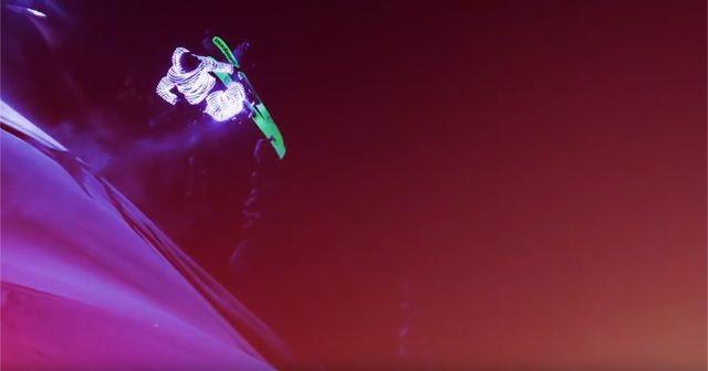 Lightsuit Segment Ski