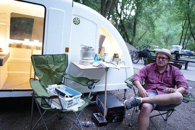 Wide Path Camper