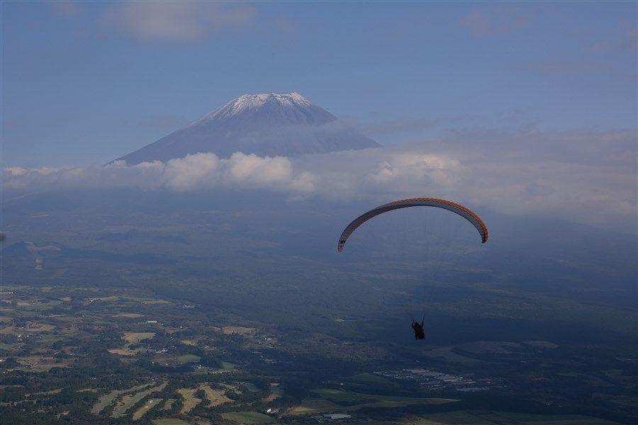 Fuji Paragliding