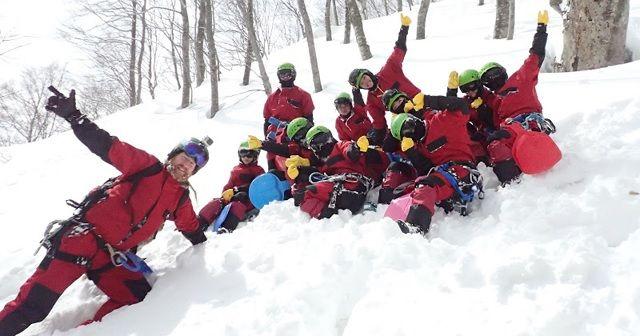 2015-2016冬シーズンの家族でできるアクティビティ
