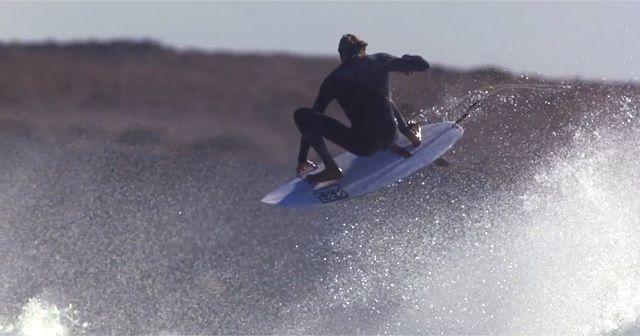 ハイスピードカメラ サーフィン