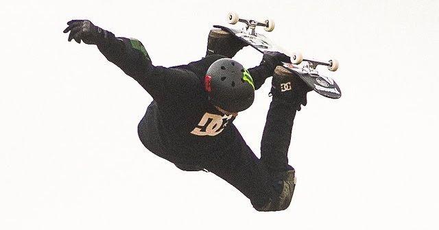 驚愕の25.5feet!!『Danny Way(ダニー・ウェイ)』が自身の持つHighAir世界記録を更新!!