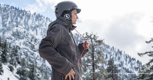 ゲレンデ等で大活躍の予感!ヘルメット専用ヘッドフォン『K-ROO Pouch』がカッコイイ。