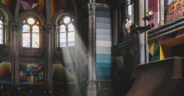 スペインはアストゥリアス州、歴史ある教会がスケートパーク『La Iglesia Skate(The Skate Church)』に!!