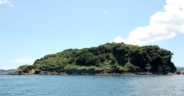 無人島『猿島(さるしま)』を貸切