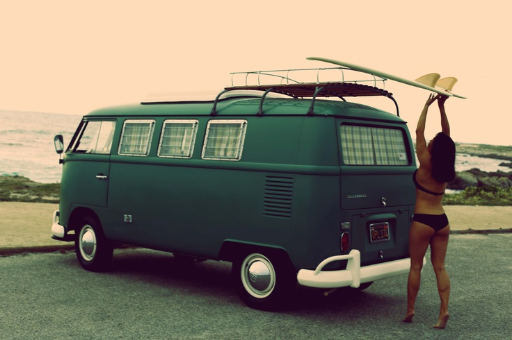 Surf×VolksWagen Bus