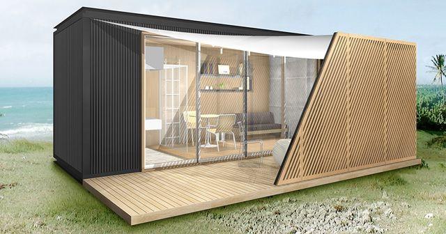 小さいほど豊かだ。移動できる家『INSPIRATION by YADOKARI』が魅力的。