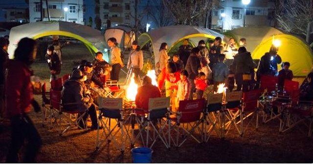 UR都市機構が開催する『団地deキャンプ』が面白そう!!