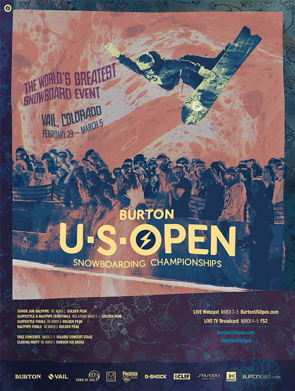 2016 BURTON US OPEN