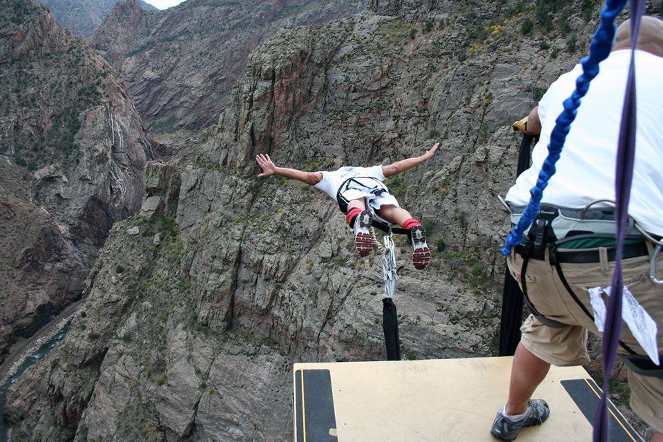 Activities Japan's best bungee jumping experience