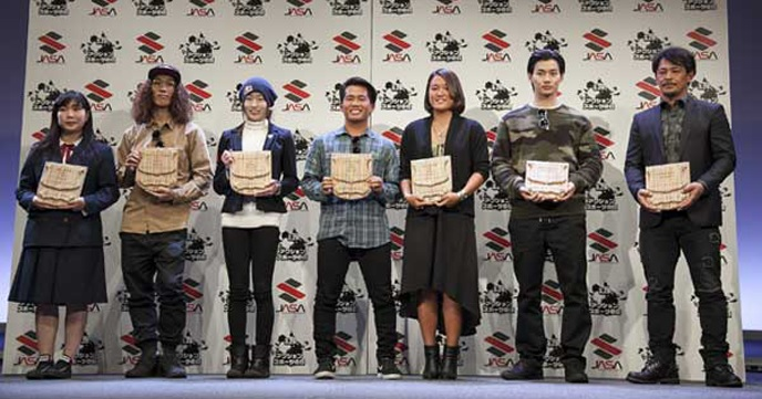 JAPAN ACTION SPORTS AWARDS 2016