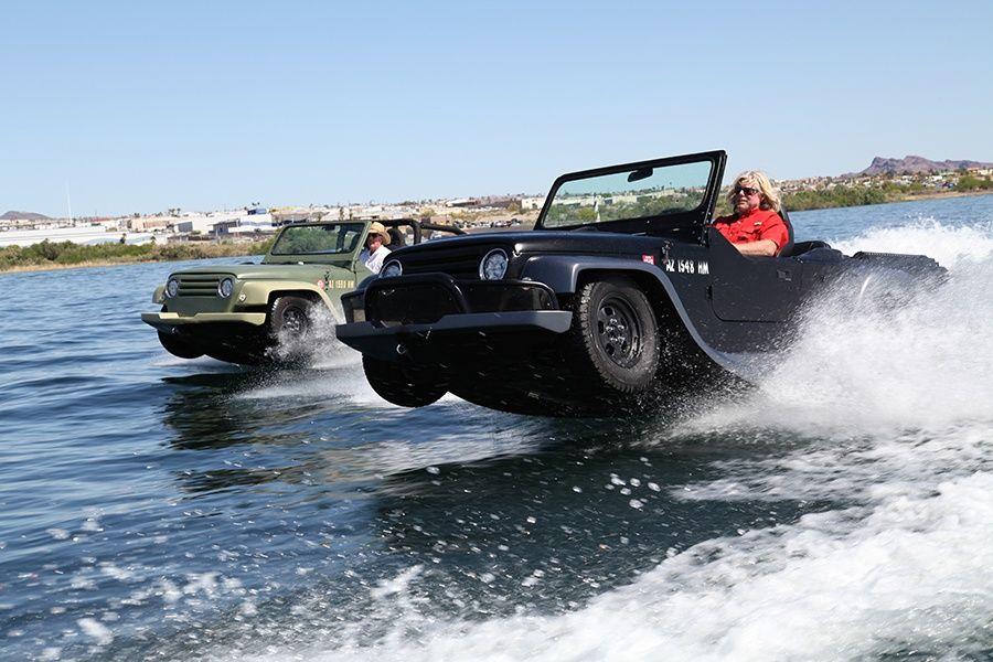 水陸両用車 Panther