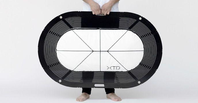 僅か8.5mmに畳める!持ち運びバスタブ『XTEND』が素晴らしい。