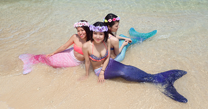 Okinawa Mermaid