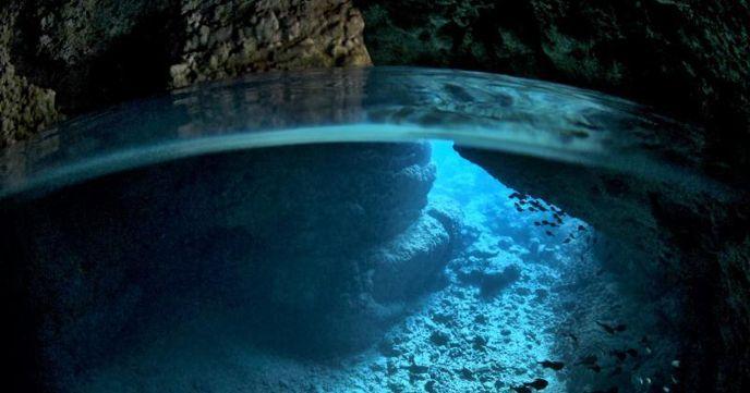 บลูถ้ำ Onna