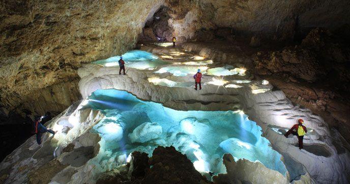 Okinawa Blue Cave
