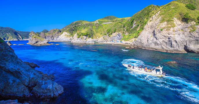 "【AJ PUSH】 Minamiizu Naki ""Hitorizo ​​Beach"" Popular snorkelling experience! Started accepting the season's reservation for 2018 at the predefined premium price!"