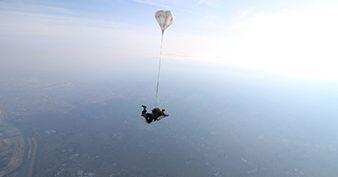 Skydiving Tandem Flight
