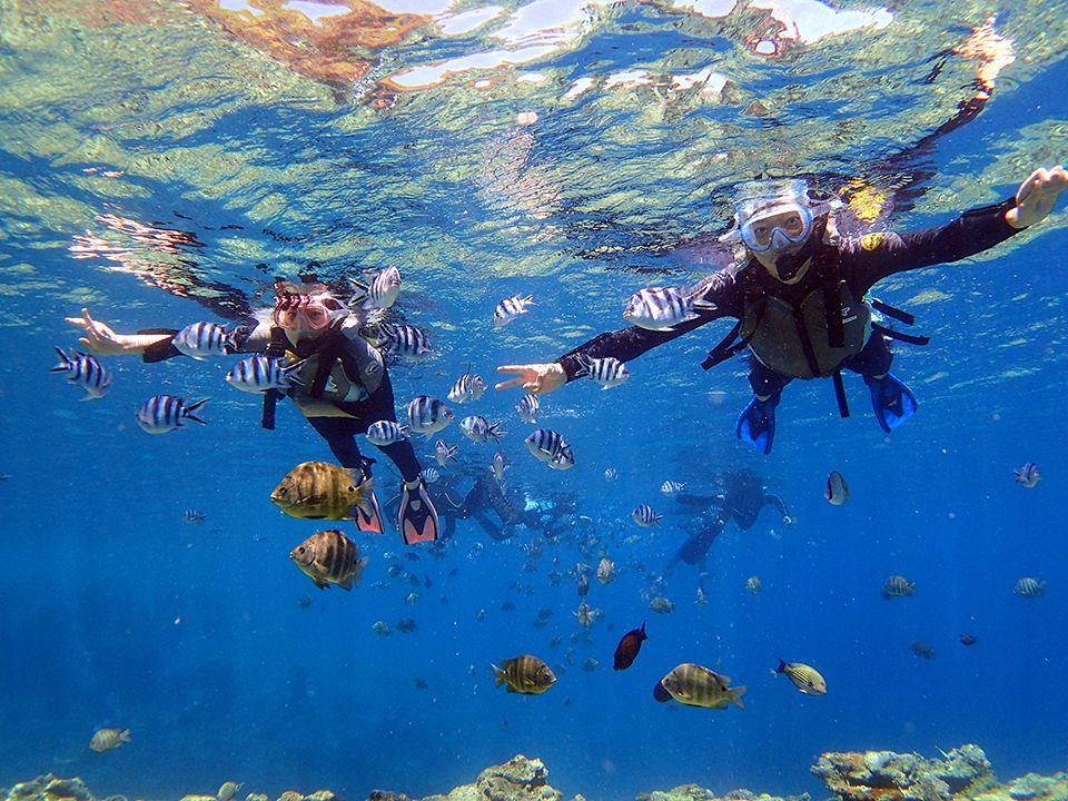 Okinawa Marine Leisure High Side