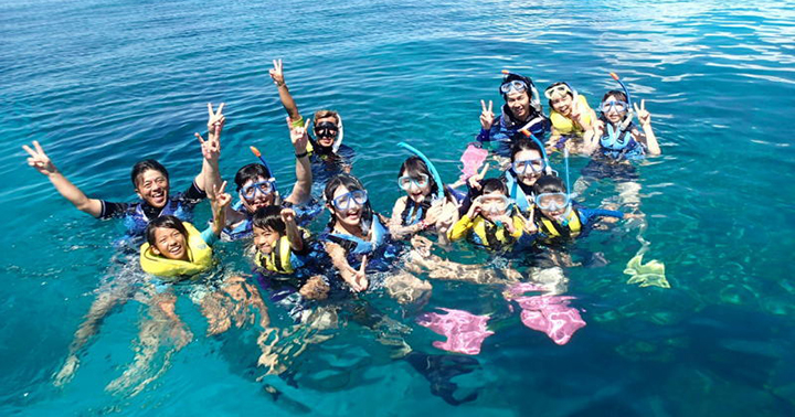"【Okinawa Parasailing Reservation Reception】 If you enjoy marine sports and leisure at Naha · Headquarters leave it to ""Sea World""!"