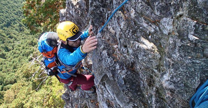"""[京都和滋賀縣攀岩經驗]藏青ぴ們出產和流行商店,可以攀爬在希拉山""""萬有引力""""的經驗"""