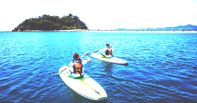 Awajishima Activity Experience Recommended Plan Feature