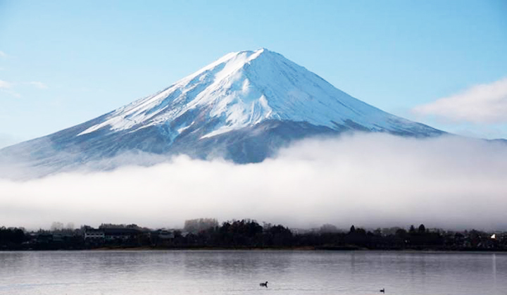 Fuji climbing mountain reservation