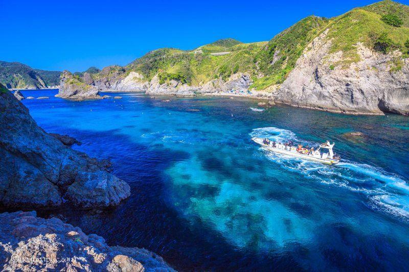 Hirizo海灘浮潛