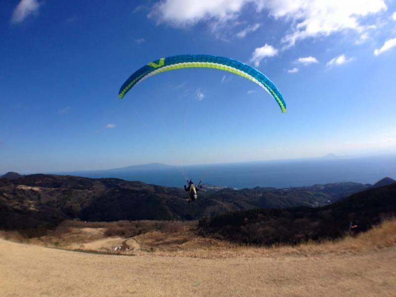 Izu Paraglider
