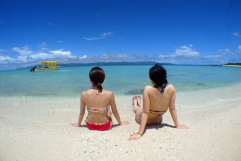 石垣島 パナリ島