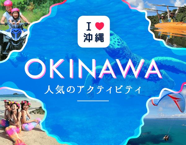 2017 沖縄人気アクティビティ