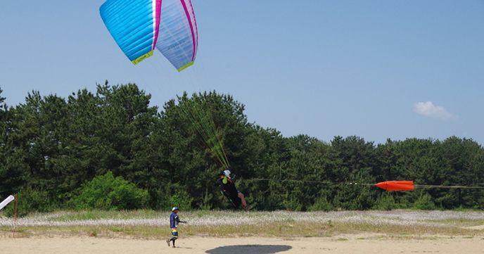 Beginner safe】 Paragliding license acquisition · Apparel