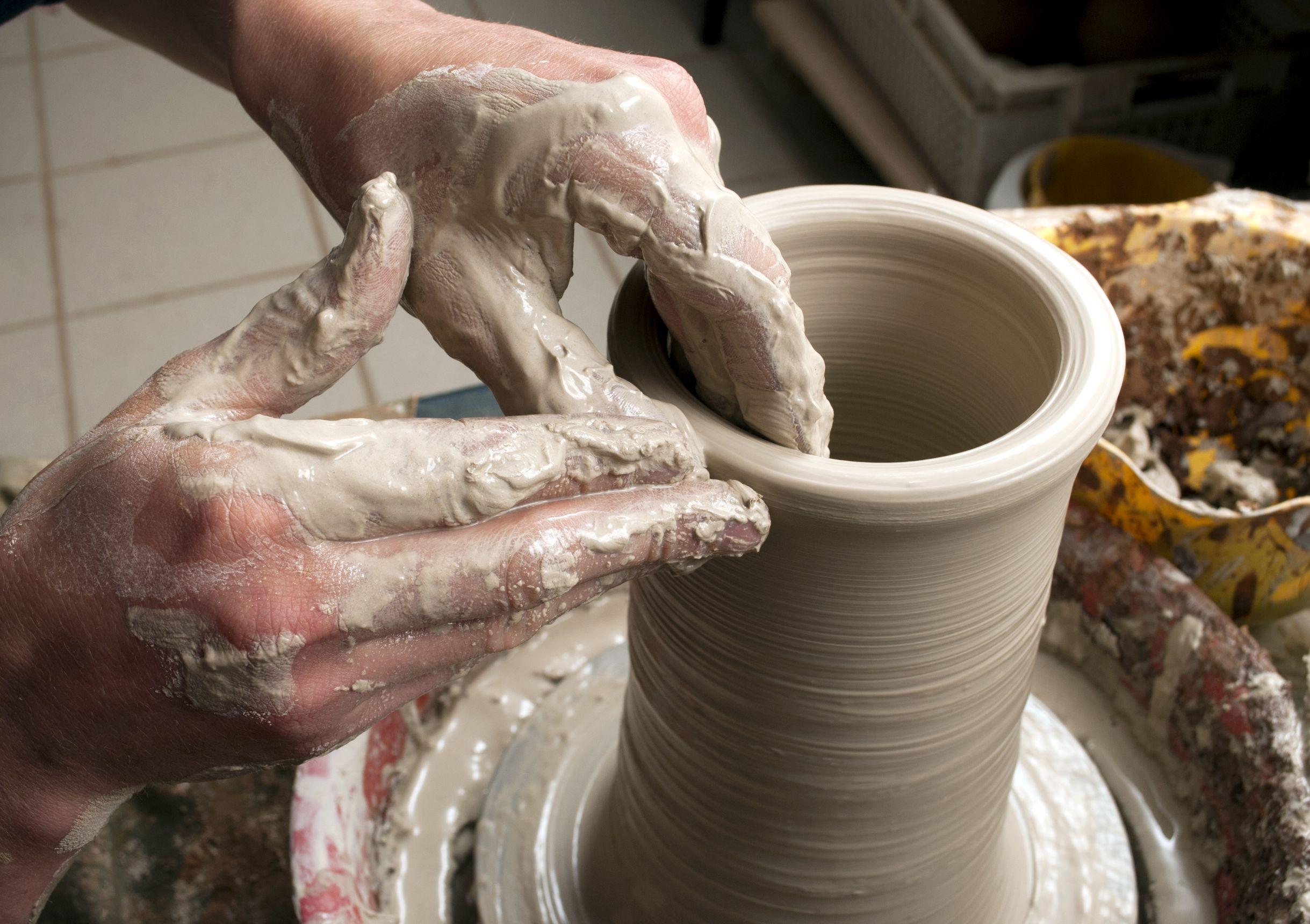 陶芸体験の種類